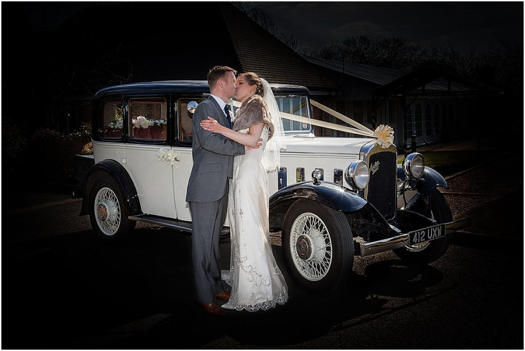 mark armstrong photography wedding photographer vintage car claire and steve