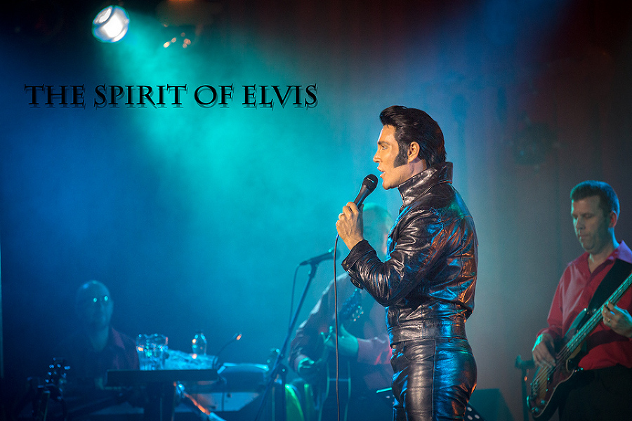 the spirit of Elvis