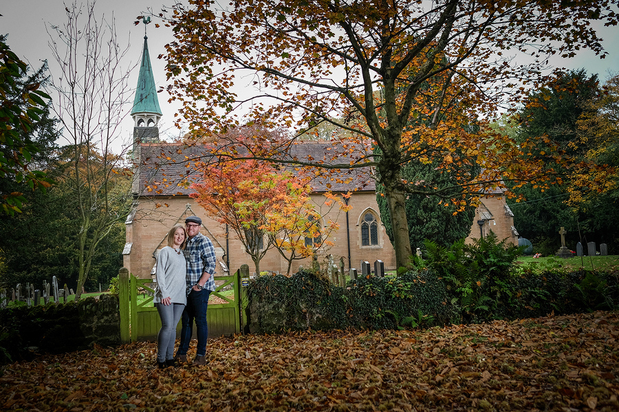 tuck hill church bridgnorth wedding photography