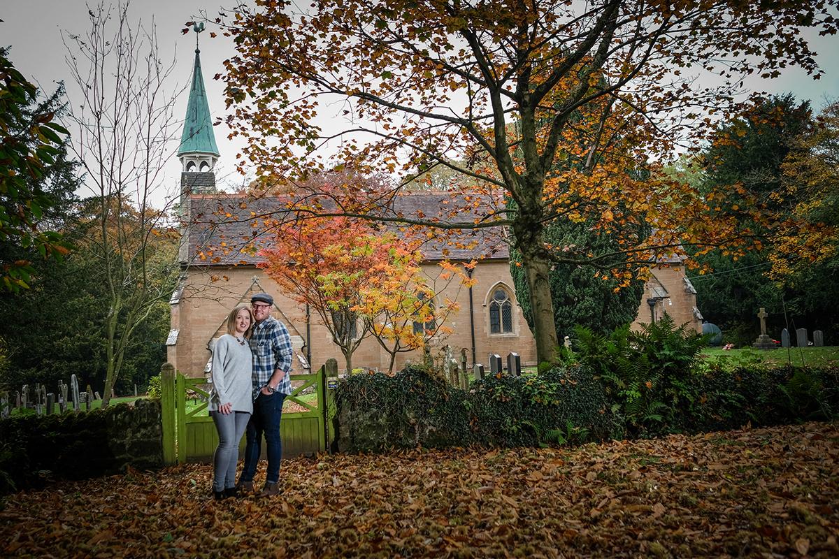 tuck hill church bridgnorth wedding photography
