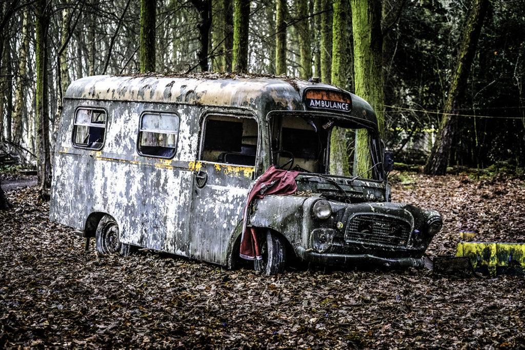 Bedford CA Classic Car