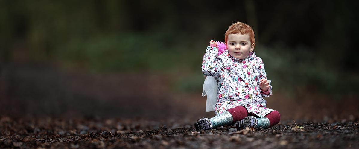 Ava | Himley Hall | Portrait newborn Photographer west midlands